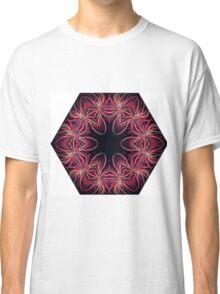 Kaleidoscope Fireworks Classic T-Shirt