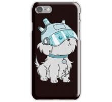 the dog - Rick And Morty iPhone Case/Skin