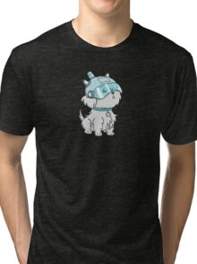 the dog - Rick And Morty Tri-blend T-Shirt