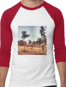 RURAL INDIA Men's Baseball ¾ T-Shirt
