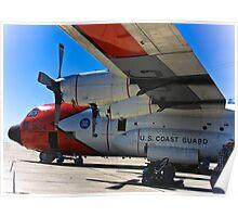Military Coast Guard, USA  Poster