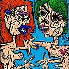 Man Stroke Woman by brett66