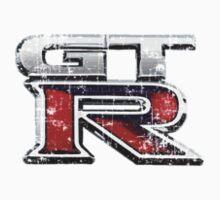 GTR new logo Kids Tee