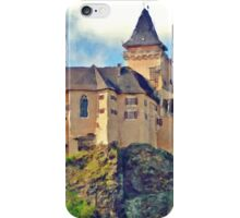 Austria - Rose castle iPhone Case/Skin
