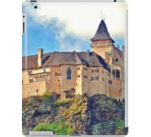 Austria - Rose castle iPad Case/Skin