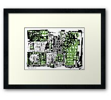 After the great boredom Framed Print