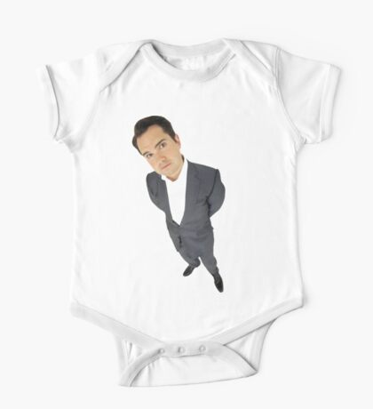 Jimmy Carr One Piece - Short Sleeve