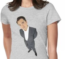 Jimmy Carr Womens Fitted T-Shirt