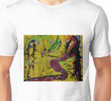 glaring Unisex T-Shirt