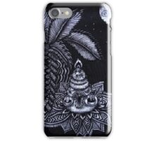 Peaceful Palm Tree iPhone Case/Skin