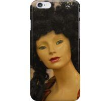 hair woman iPhone Case/Skin