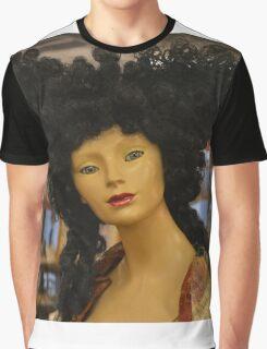 hair woman Graphic T-Shirt