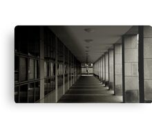 Spaces Metal Print