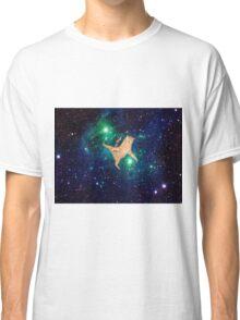 Space Cat 2 Classic T-Shirt