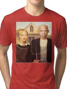 Jay Z & Beyonce Tri-blend T-Shirt