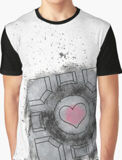 Portal Inspired art Graphic T-Shirt