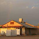 Abandoned Restaurant  by Elizabeth  Lilja