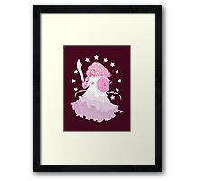 Sailor Rose Framed Print