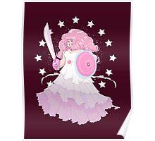 Sailor Rose Poster