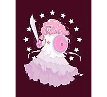 Sailor Rose Photographic Print