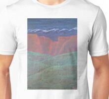 Red Rock Landscape Unisex T-Shirt