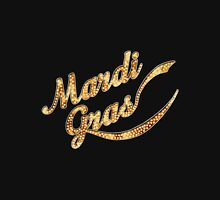Mardi Gras Marquee New Orleans Unisex T-Shirt