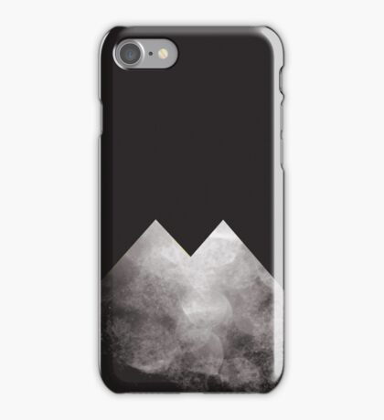 Twin Mountain iPhone Case/Skin