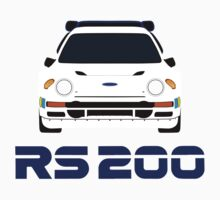 Ford RS200 Kids Tee