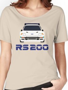 Ford RS200 Women's Relaxed Fit T-Shirt
