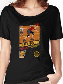 8-bit Roller Derby Women's Relaxed Fit T-Shirt