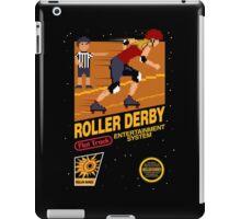 8-bit Roller Derby iPad Case/Skin