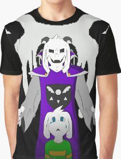 Undertale Asriel Dreemuur Design Graphic T-Shirt