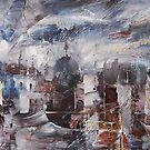 The Somnolent City VI by Stefano Popovski