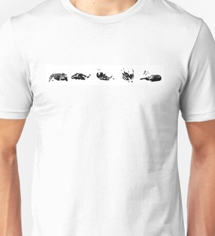 They See Me Rolling v3 Unisex T-Shirt