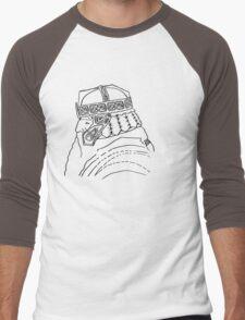 Studio Gimli Men's Baseball ¾ T-Shirt