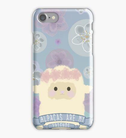Alpaca Friends iPhone Case/Skin