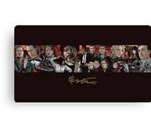 Tarantino Stuff Canvas Print