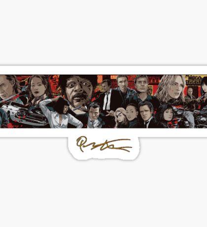 Tarantino Stuff Sticker
