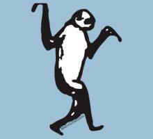 Man V Liver Sloth Baby Tee