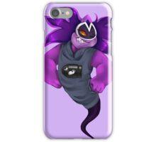 Cool Bat King  iPhone Case/Skin