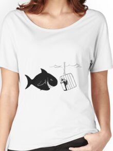 Caged Animal Women's Relaxed Fit T-Shirt