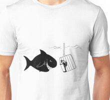 Caged Animal Unisex T-Shirt