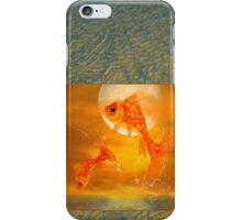 Leaping Fish iPhone Case/Skin