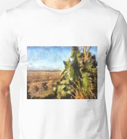 Field dying Unisex T-Shirt