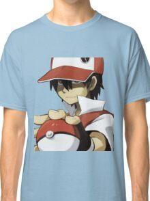 PKMN TRAINER RED Classic T-Shirt