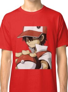 PKMN TRAINER RED Classic T-Shirt