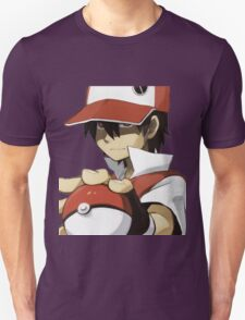 PKMN TRAINER RED Unisex T-Shirt