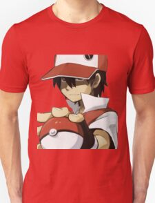 PKMN TRAINER RED T-Shirt