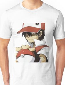 PKMN TRAINER RED Unisex T-Shirt