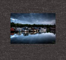 Tranquillity in the moorings Unisex T-Shirt